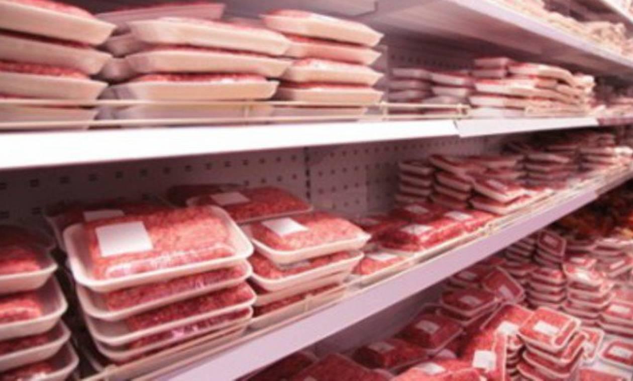 В Греции задержана партия мяса из Германии без сопроводительных документов