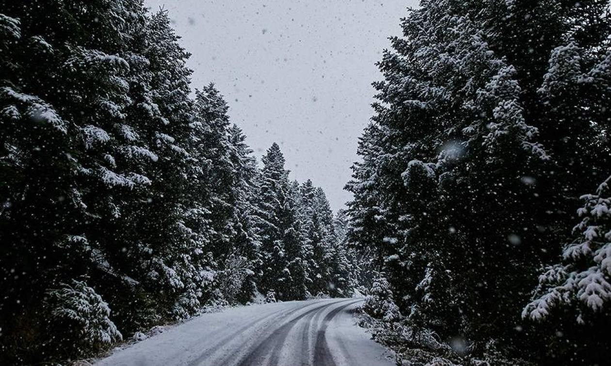 Κακοκαιρία διαρκείας, πτώση θερμοκρασίας και χιόνια στα ορεινά... Ο καιρός μέχρι την Κυριακή!