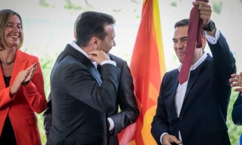 Ο ΣΥΡΙΖΑ άνοιξε τον ασκό του Αιόλου: Ανεξέλεγκτος ο Ζάεφ για μακεδονική γλώσσα