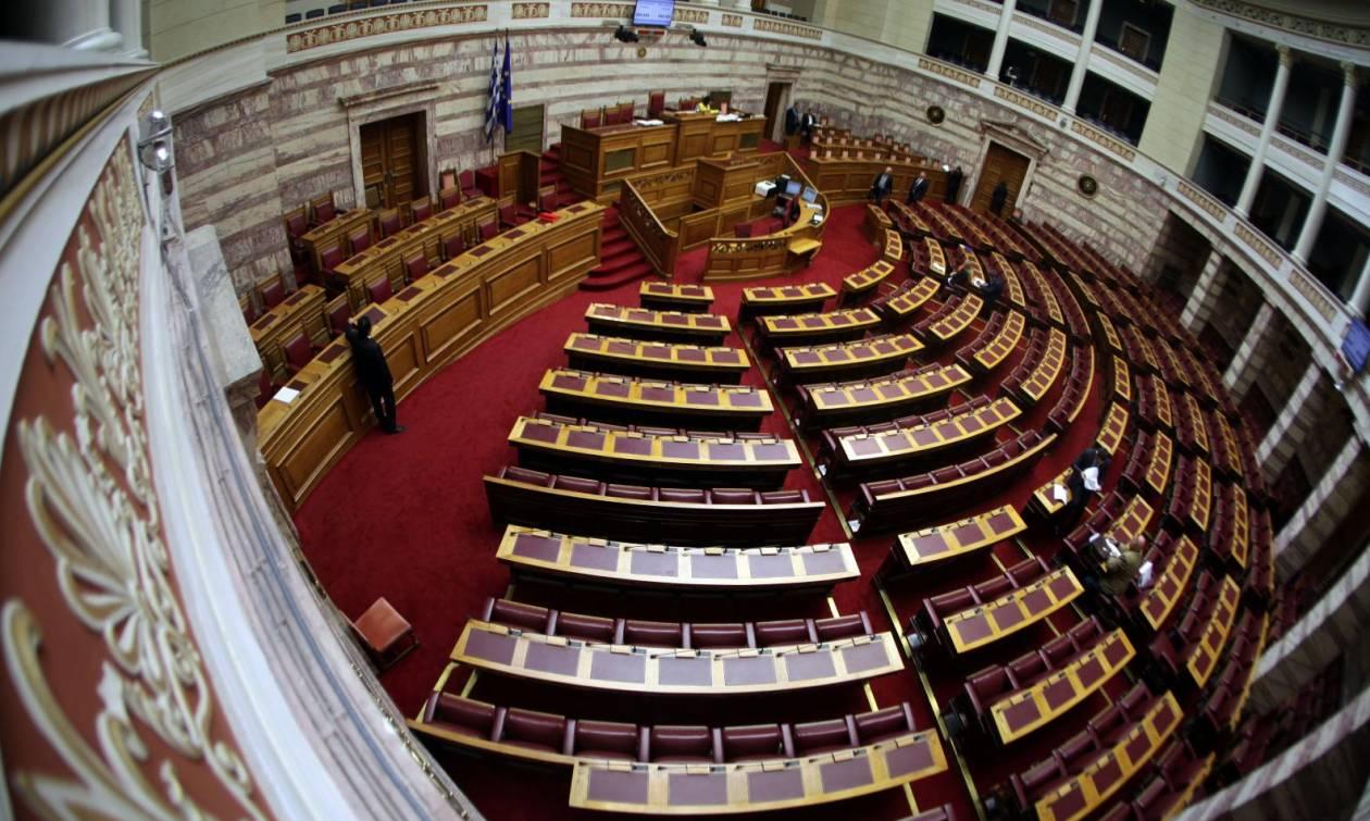 Κατατέθηκε στη Βουλή το νομοσχέδιο για τη μη περικοπή των συντάξεων