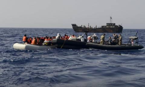 Ναυάγιο με 15 νεκρούς ανοιχτά της Λιβύης