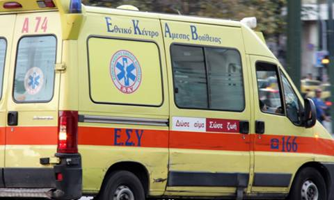 Λεχαινά: Αγωνία για 24χρονο ποδοσφαιριστή που τραυματίστηκε σοβαρά σε τροχαίο (pics+vid)