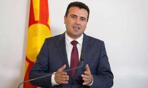 Σκόπια: Τα «γυρίζει» ο Ζάεφ - Παρερμηνεύτηκαν τα σχόλια μου