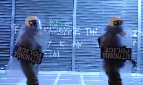 «Φρούριο» η Αθήνα για την επέτειο της δολοφονίας Γρηγορόπουλου – Επί ποδός 5.000 αστυνομικοί
