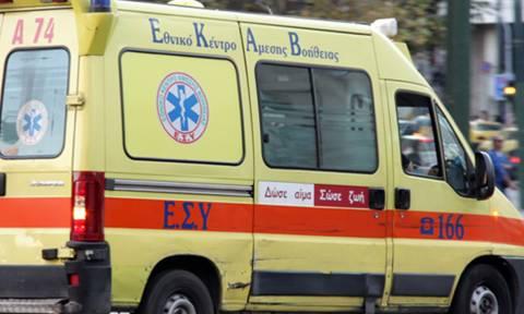 Θεσσαλονίκη: Νέο τροχαίο με εγκατάλειψη - Σοβαρά τραυματισμένος οδηγός μοτοσικλέτας