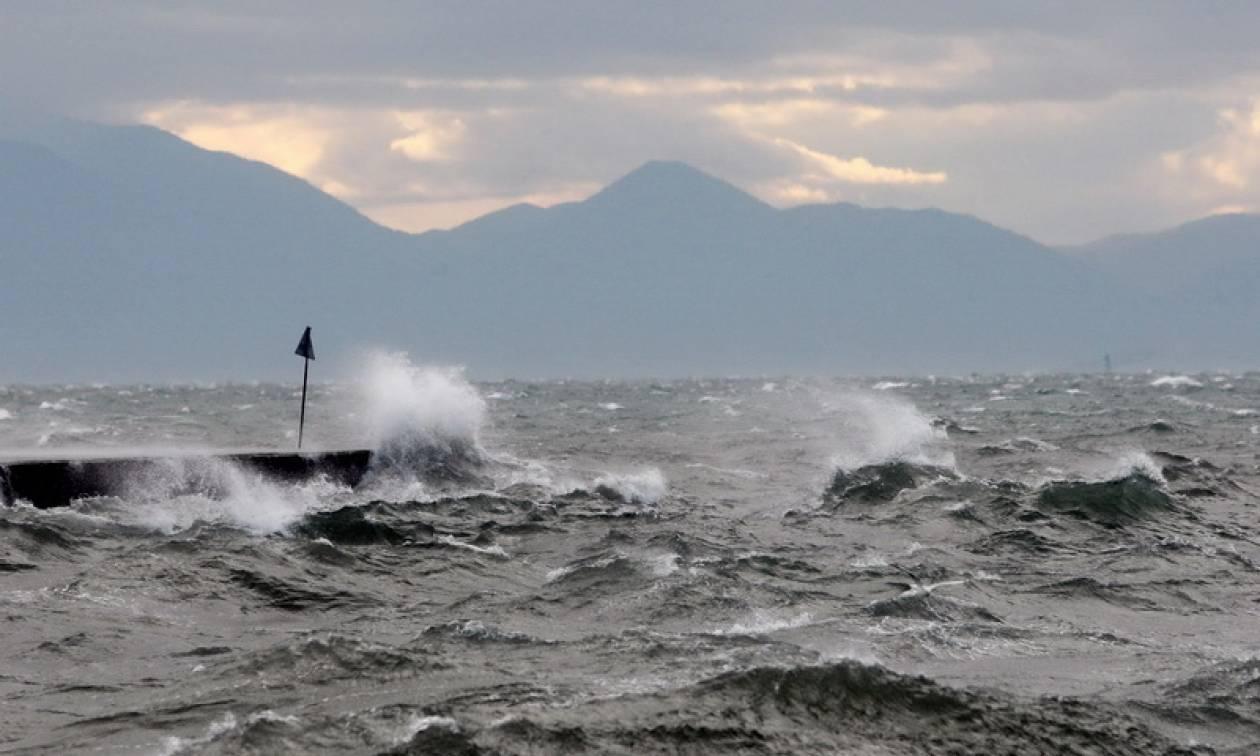 Καιρός: Τετάρτη με ισχυρούς βοριάδες και τοπικές βροχές - Πού θα είναι έντονα τα φαινόμενα (pics)