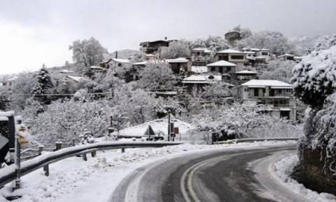 Καιρός: Προετοιμασία για ψυχρή εισβολή και πυκνές χιονοπτώσεις. Η πρόγνωση μέχρι και τη Δευτέρα...