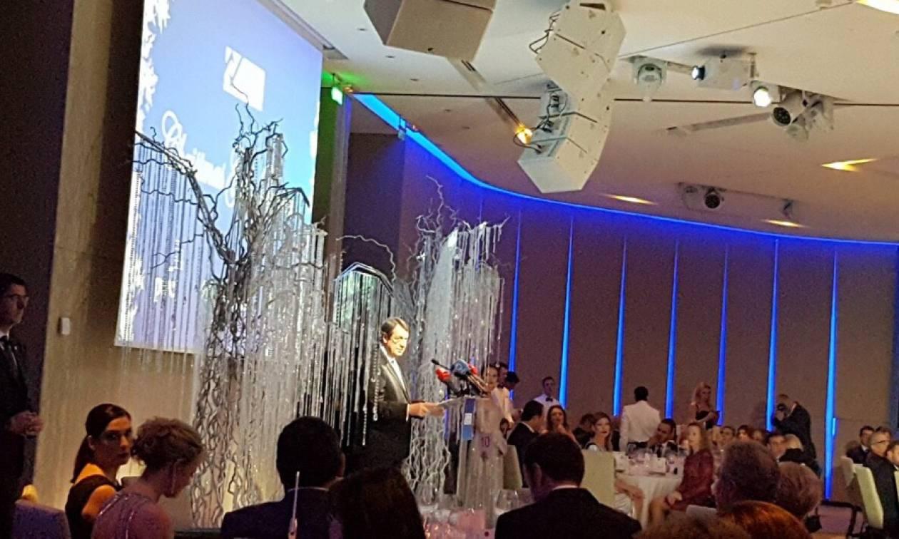Кипрско-российская бизнес-ассоциация провела гала-ужин, посвященный сотрудничеству Кипра и России