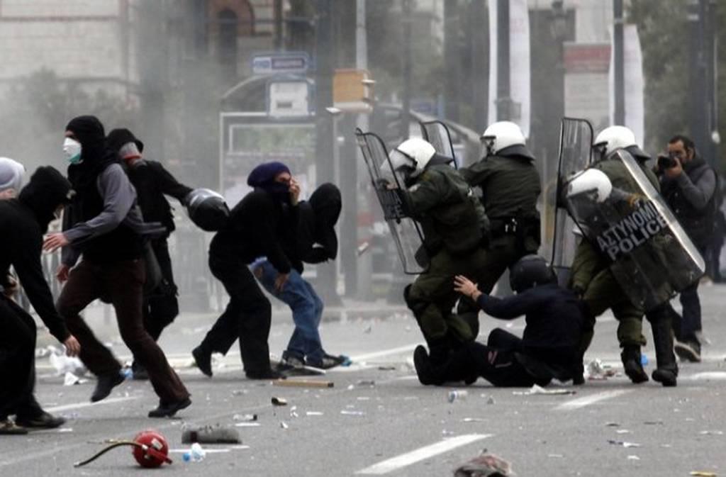 Επέτειος Γρηγορούπουλου: «Φρούριο» η Αθήνα - Επί ποδός 5.000 αστυνομικοί