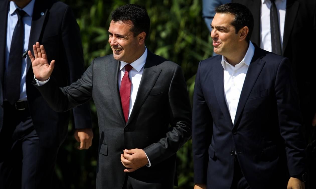 «Σύντροφοι» ακούτε; Ο Ζάεφ μιλά για μακεδονική μειονότητα στην Ελλάδα