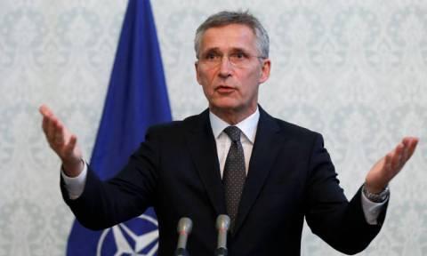 Στόλτενμπεργκ σε Σκόπια: Αδράξτε την ευκαιρία για να μπείτε στο ΝΑΤΟ