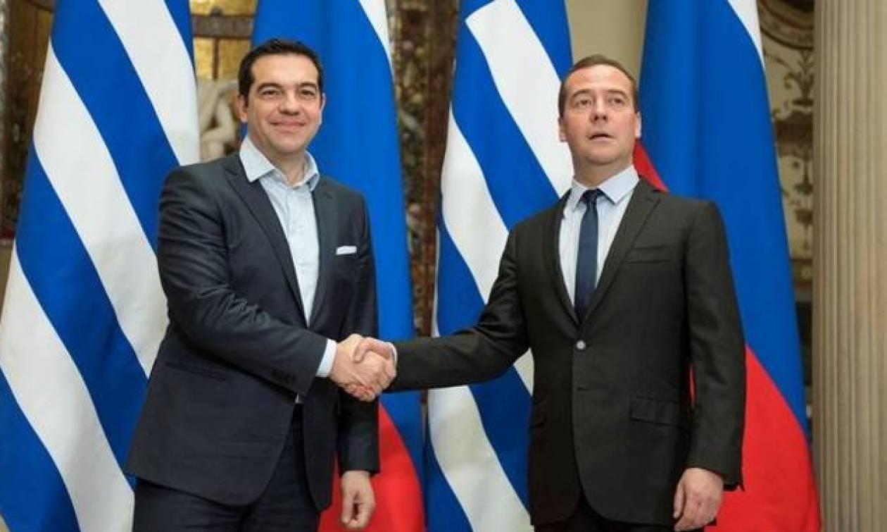 В Москве состоится встреча Алексиса Ципраса и Дмитрия Медведева