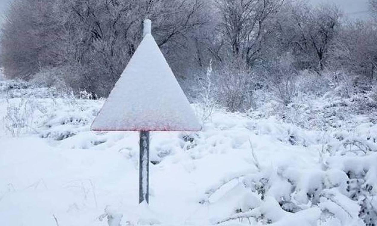 Σε τροχιά κακοκαιρίας διαρκείας η χώρα με κρύο και χιόνια! Ο καιρός μέχρι την Τρίτη (photos+video)