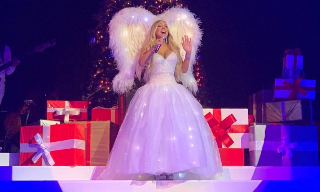 Ποια από αυτές τις διάσημες αξίζει να είναι η «βασίλισσα» των Χριστουγέννων; (vid)