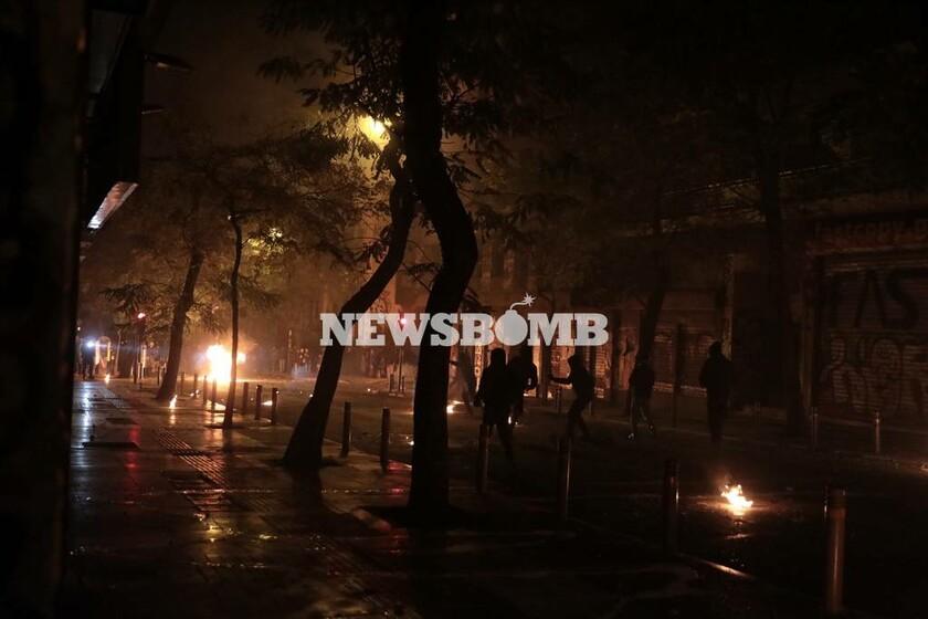 Επέτειος Αλέξη Γρηγορόπουλου LIVE: Το απόγευμα νεα συγκέντρωση και πορεία στην Αθήνα