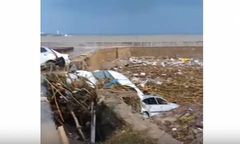 Τέσσερις νεκροί από την κακοκαιρία στην Κύπρο (vid)
