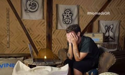 Nomads 2: Ο Μανωλάκης «έδωσε στεγνά» την Πηλιάκη στον Χανταμπάκη - Τι του ξέφυγε στο βίντεο;