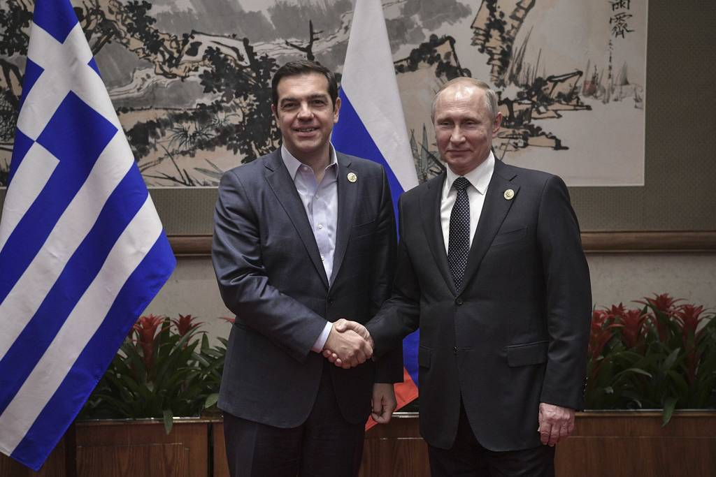 Ο Τσίπρας θέλει να «λιώσει τους πάγους» στη Μόσα – Τι θα συζητήσει με τον Πούτιν