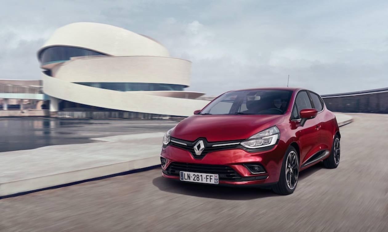 Κλήρωση 5 καινούριων Renault CLIO  στους πυροπαθείς της Ανατ. Αττικής