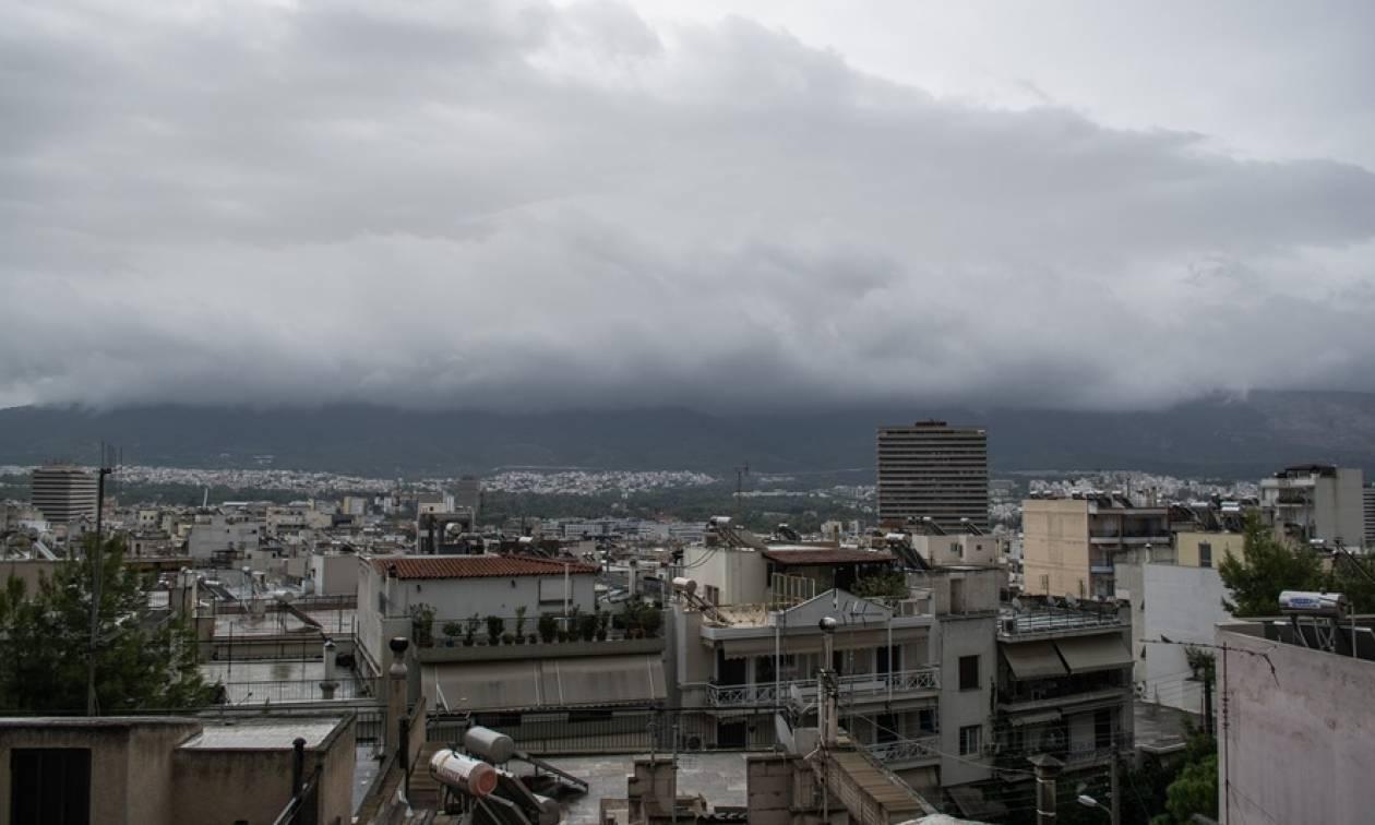 Καιρός: Άνοδος της θερμοκρασίας το Σάββατο (8/12) - Πού θα βρέξει