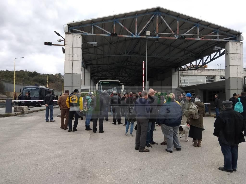 Μνημόσυνο Κατσίφα: Ένταση στα ελληνοαλβανικά σύνορα