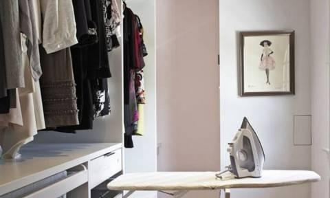 3 τρόποι για να σιδερώσεις…χωρίς το σίδερό σου