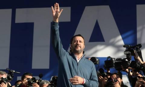 Σαλβίνι: Δεν έχω σκοπό να ρίξω την κυβέρνηση εξαιτίας των γκάλοπ