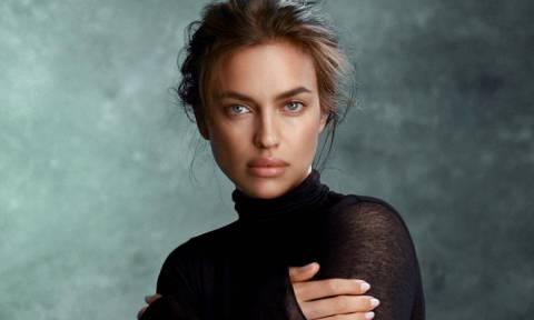 Η Irina Shayk έχει αδυνατίσει και αυτή είναι η πιο sexy φωτογραφία της ever