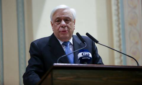 Παυλόπουλος: Να μην λησμονάμε ότι ο αγώνας της Κύπρου δεν έχει βρει ακόμα την ιστορική του δικαίωση