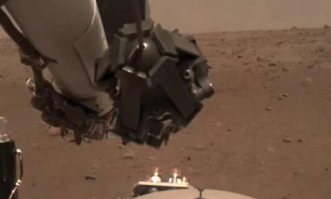 Ανατριχίλα: Αυτοί είναι οι πρώτοι απόκοσμοι ήχοι από τον πλανήτη Άρη (vid)