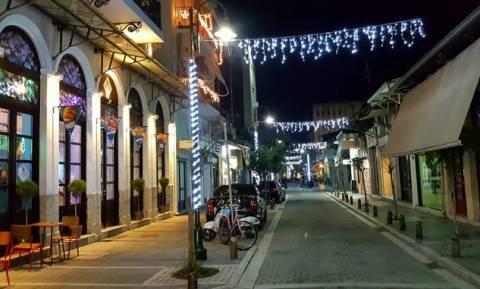 Συναγερμός στα Τρίκαλα: Πυροβολισμός στο κέντρο της πόλης