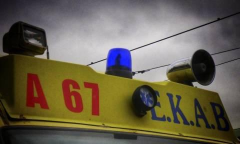Ηράκλειο: Νέο τροχαίο με εγκατάλειψη