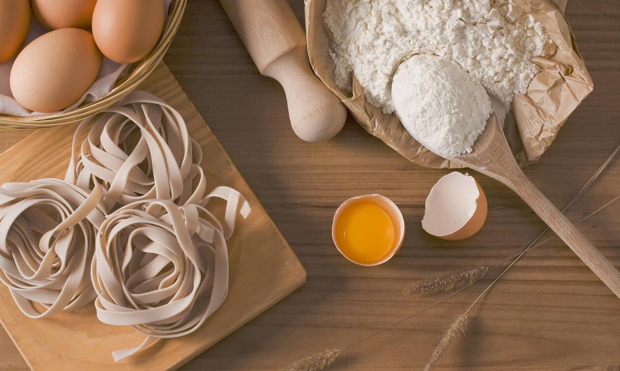Η συνταγή της ημέρας: Σπαγγέτι με σολομό και βότκα