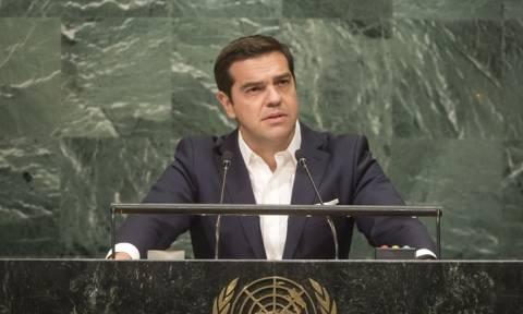 Στη Διάσκεψη του ΟΗΕ για το Παγκόσμιο Σύμφωνο Μετανάστευσης ο Τσίπρας