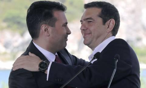 Συμφωνία Πρεσπών: Σε πανικό ο Τσίπρας - Ζητάει νέο πρωτόκολλο συμφωνίας από Ζάεφ