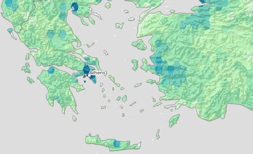 Ισχυρός σεισμός στην Ελλάδα: Αυτές είναι οι περιοχές που κινδυνεύουν περισσότερο (ΧΑΡΤΕΣ)