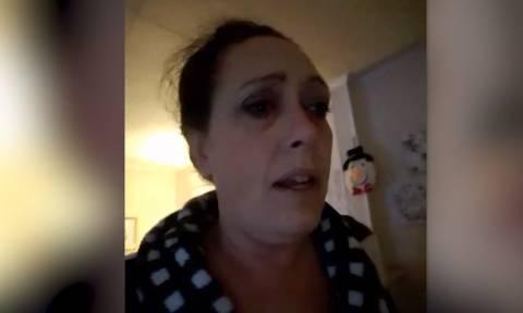 Τρόμος για 47χρονη μητέρα – Δείτε τι εμφανίστηκε κατά τη διάρκεια βίντεο κλήσης (video)