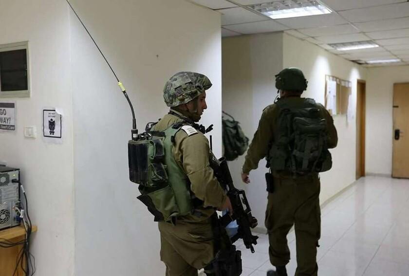 Ραγδαίες εξελίξεις: Επιδρομή του ισραηλινού στρατού στο παλαιστινιακό πρακτορείο ειδήσεων (Pics+Vid)