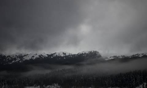Καιρός τώρα: Με τσουχτερό κρύο, βροχές και χιονοπτώσεις η Τρίτη (pics)