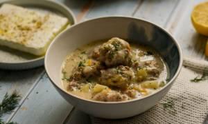 Η συνταγή της ημέρας: Γιουβαρλάκια