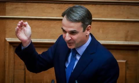 Μητσοτάκης στη Βουλή για την αποκάλυψη του Newsbomb.gr: Τώρα ξετυλίγεται το σκάνδαλο της ΔΕΠΑ