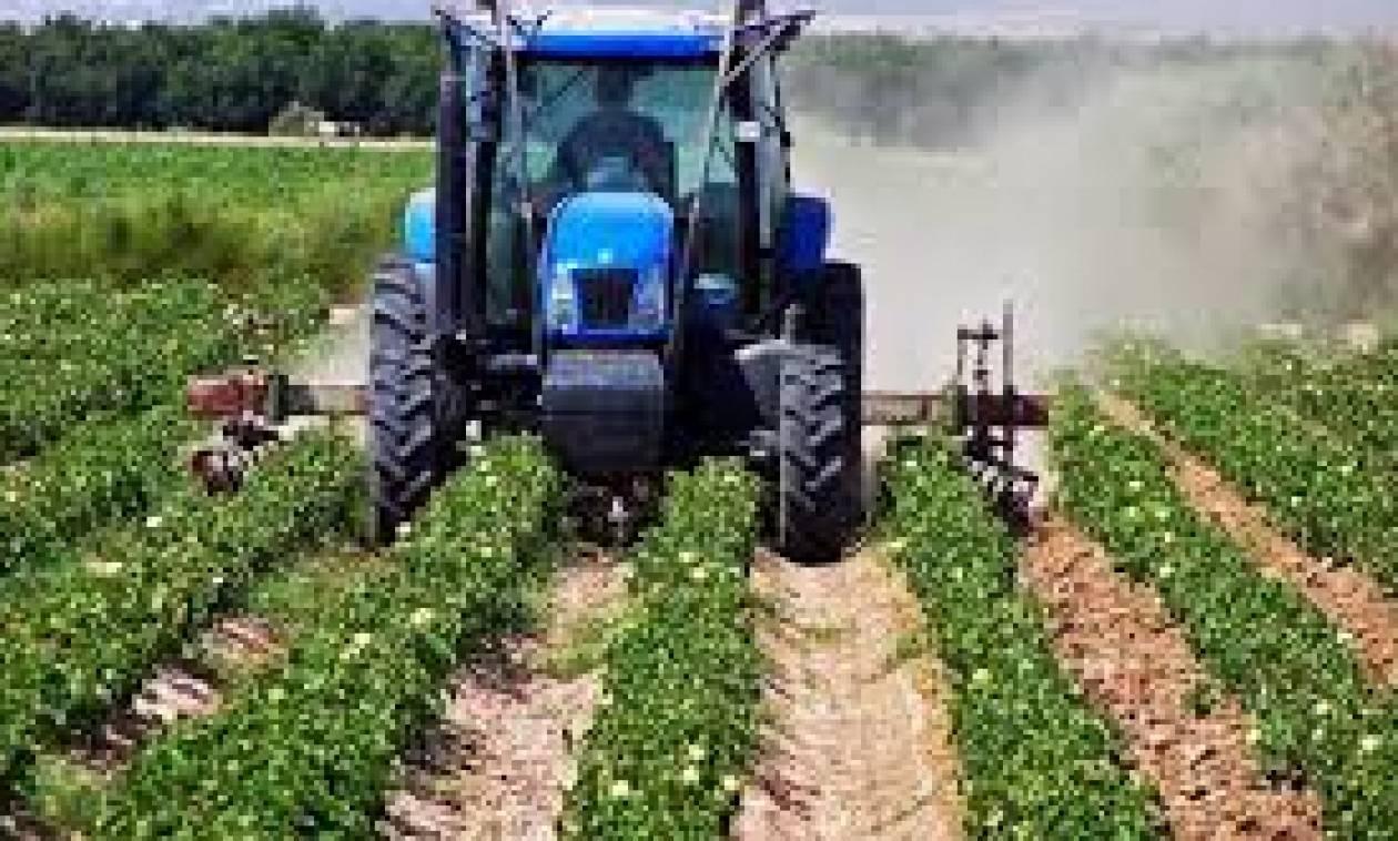 Ποιες πληροφορίες θα δίνει στους αγρότες το έργο  της «Ευφυούς Γεωργίας»