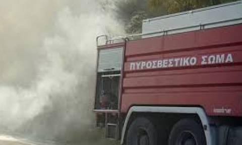 Συναγερμός στo Ηράκλειο: Φωτιά σε διαμέρισμα - Στο νοσοκομείο η ένοικος