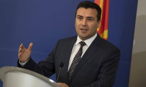 Προκαλεί κάθε φορά που «ανοίγει» το στόμα του ο Ζάεφ: Είμαι Μακεδόνας και μιλώ μακεδονικά