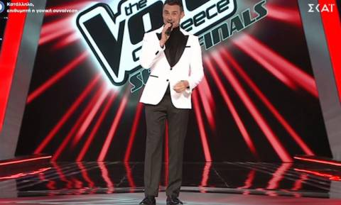 The Voice: Η έναρξη του πρώτου ημιτελικού και όλα όσα ανακοίνωσε ο Γιώργος Καπουτζίδης!