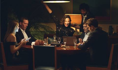 Όπου κι αν είσαι, είναι και το Casino σου: Έφτασε το νέο τηλεοπτικό σποτ του Stoiximan.gr!