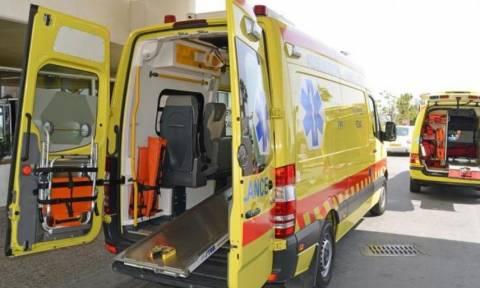 Βόλος: Στο νοσοκομείο διασηλωμένη ηλικιωμένη μετά από ανακοπή