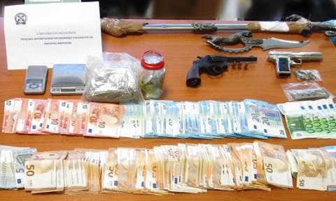 Θεσσαλονίκη: Στον εισαγγελέα τα μέλη κυκλώματος που διακινούσε ναρκωτικά στο ΑΠΘ