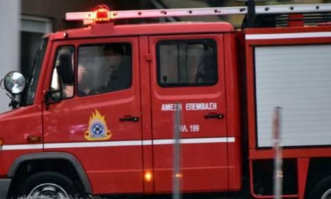 Φωτιά στη Θεσσαλονίκη: Πυρκαγιά σε διαμέρισμα στο κέντρο της πόλης (pics+vid)