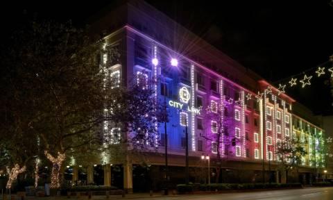 City Link: Tα Χριστούγεννα ξεκίνησαν στο κέντρο της πόλης! (vid)